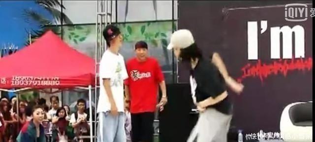 IBD 王一博13岁时IBD街舞比赛的2位对手,正在《这就是街舞》等他